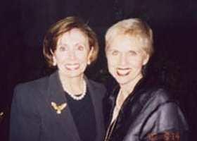The Honorable Nancy Pelosi